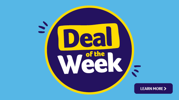Deal of the Week - Learn more