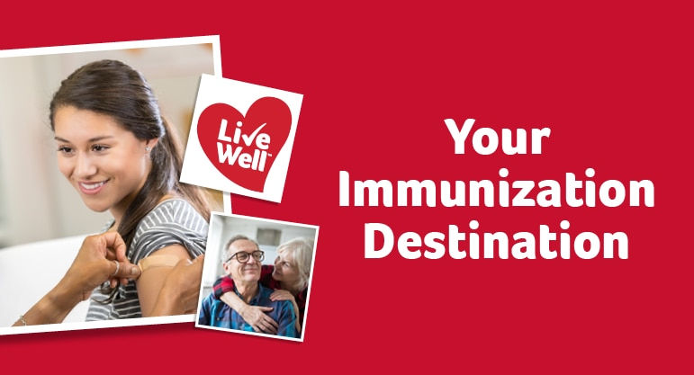 Your immunization destination