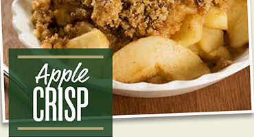 honey apple crisp recipe