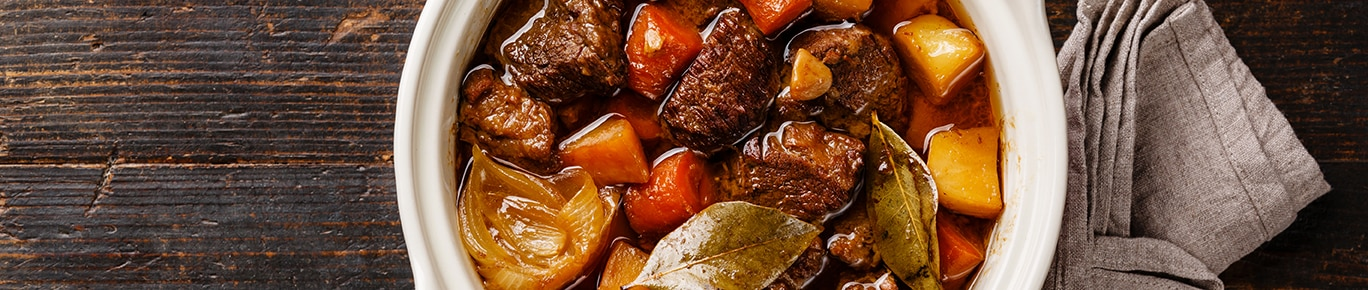 POT ROAST WITH RED WINE